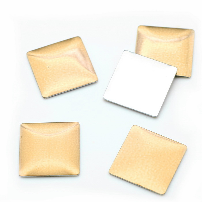 Блестки металлические 10х10 (№226) Медь