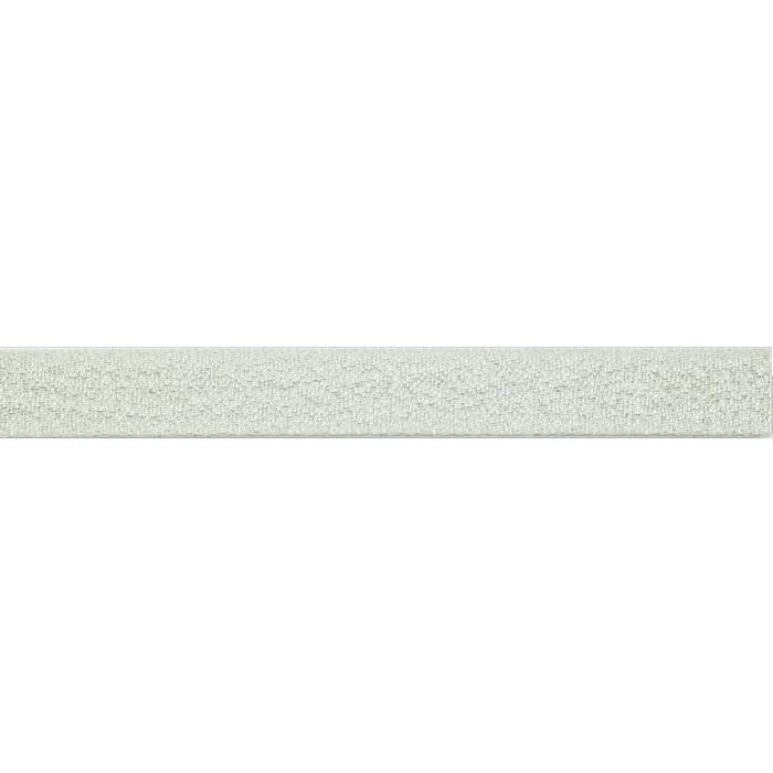 Лента декоративная люрекс 0310 Молочно-серебристый (1см) (91,4м)