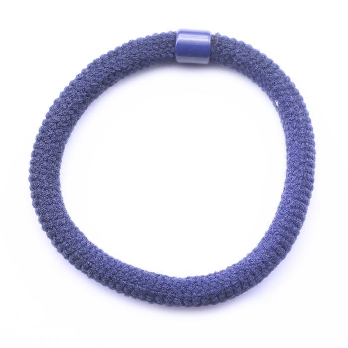 Резинка для волос 018.5 цв.7 Синий