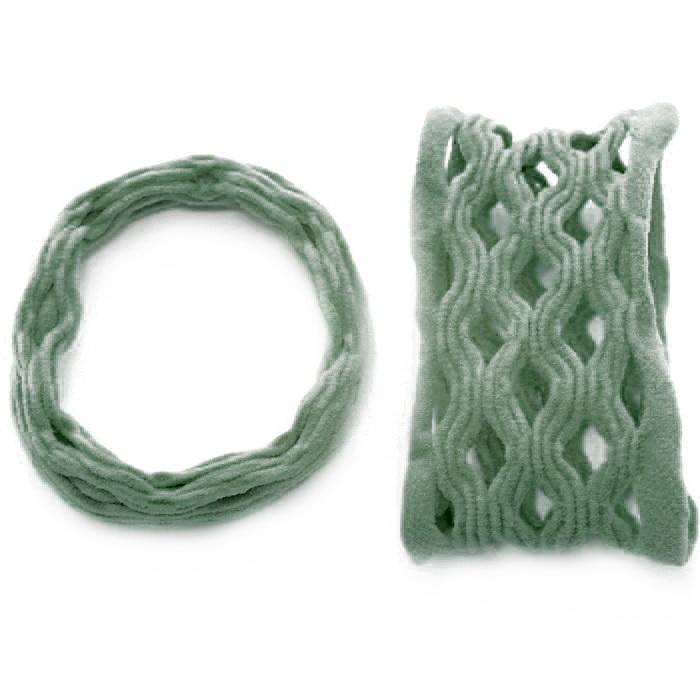Резинка для волос 038.1 Т-2 цв.5