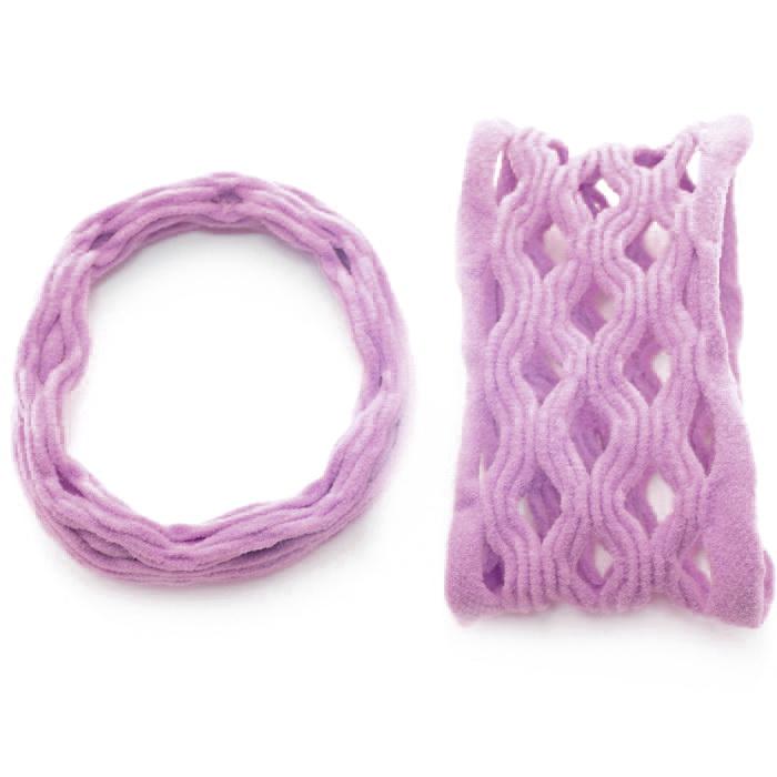 Резинка для волос 038.1 Т-2 цв.6 (нов)