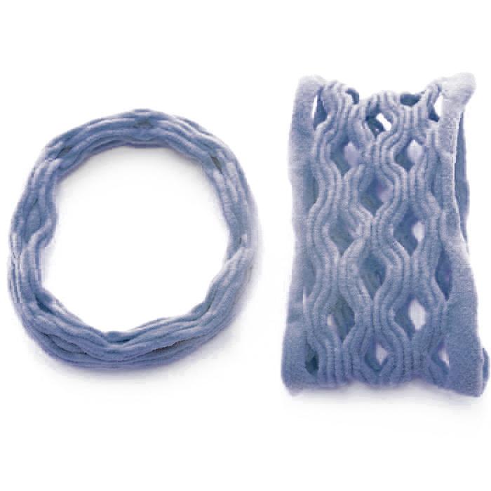 Резинка для волос 038.1 Т-2 цв.8 (нов)