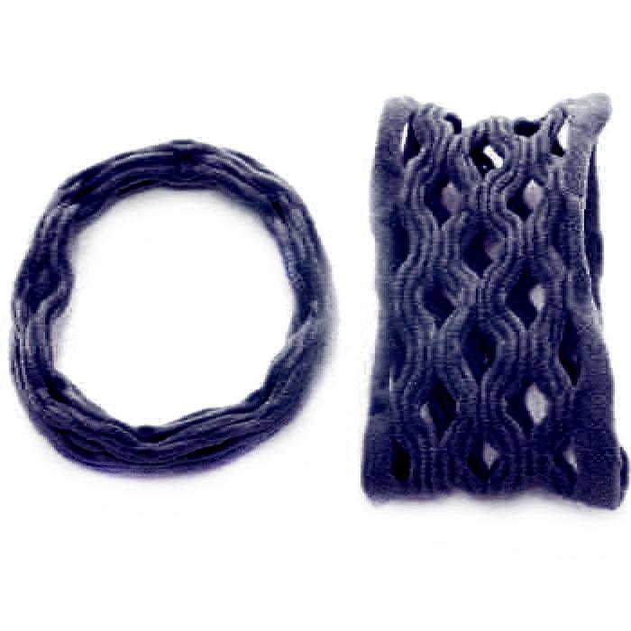 Резинка для волос 038.1 Т-2 цв.9