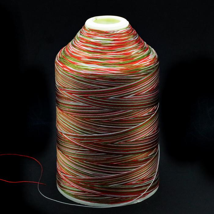 Нить швейная меланж №141 (400гр) 100% полиэстер