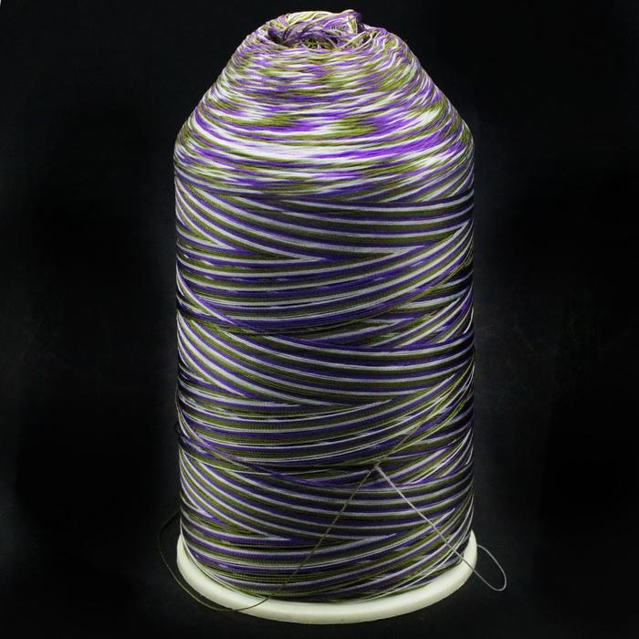 Нить швейная меланж №154 (400гр) 100% полиэстер