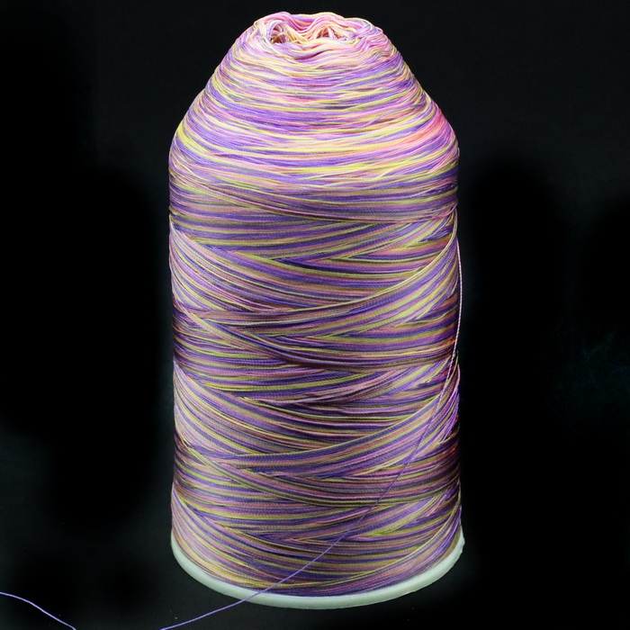 Нить швейная меланж №156 (400гр) 100% полиэстер