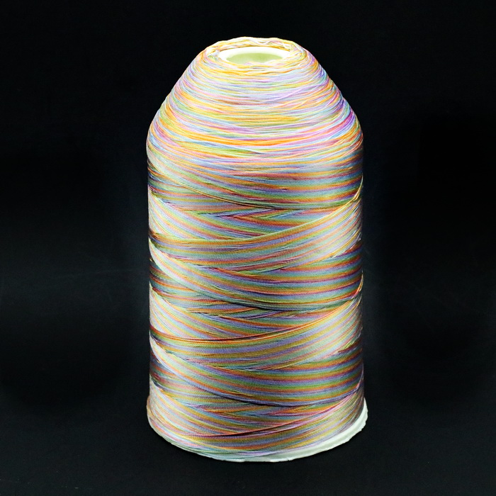 Нить швейная меланж №416 (400гр) 100% полиэстер
