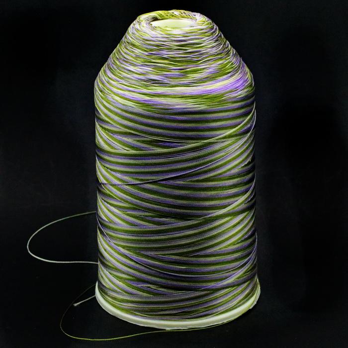 Нить швейная меланж №612 (400гр) 100% полиэстер