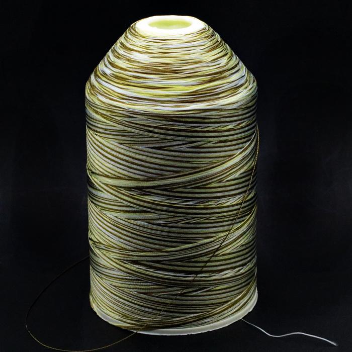 Нить швейная меланж №811 (400гр) 100% полиэстер