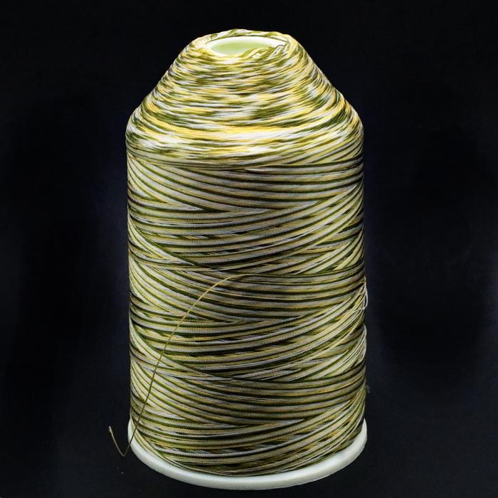 Нить швейная меланж №846 (400гр) 100% полиэстер
