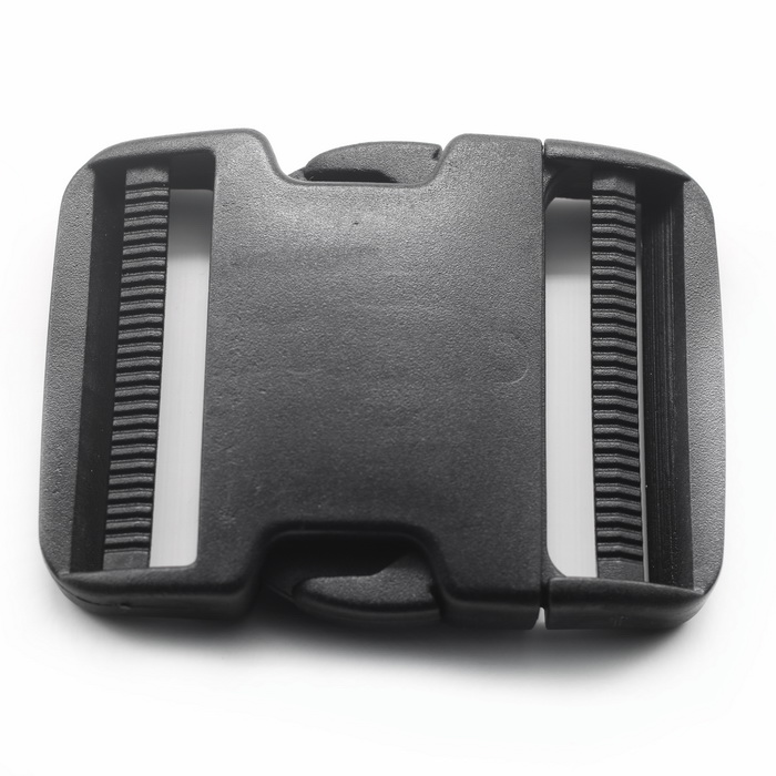 05560 Карабин пластмассовый 6см Черный