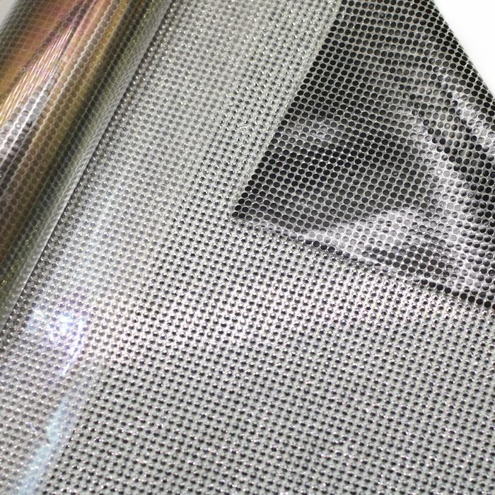 101075.40 Стразы на листах (115см43см) Кристалл