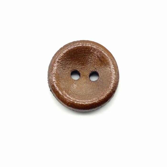 27686.12 Пуговица деревянная №1 d14