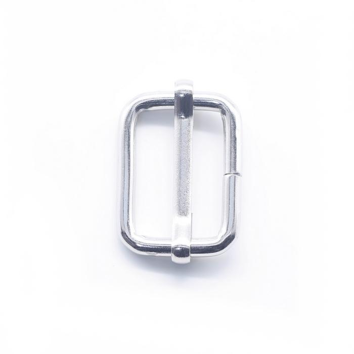 3060.10 Рамка регулировочная металлическая 20мм Никель